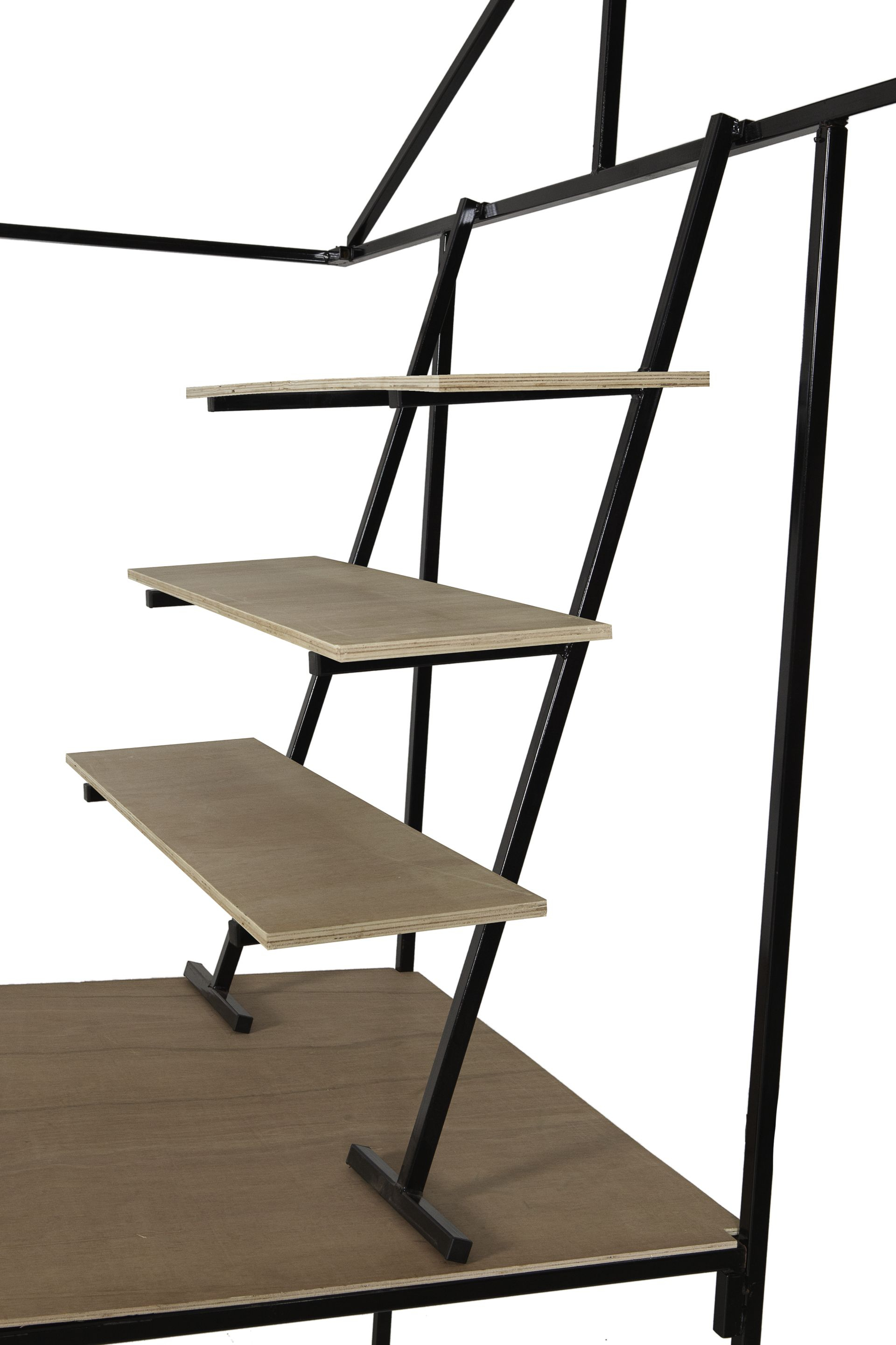 Table Type Shelving