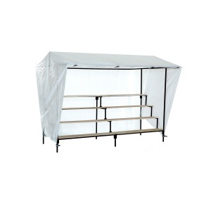 Stepped Table Stall