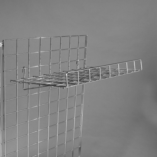 Large Flat Mesh Shelf