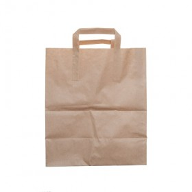 Brown Paper Carrier Bags